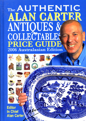 Alan Carter's Price Guide To Antique And Collectables 2009 Gold Edition Mini